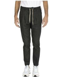Cruna Trousers - Grau