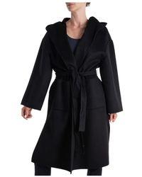 Kocca Dafnes Coat - Zwart