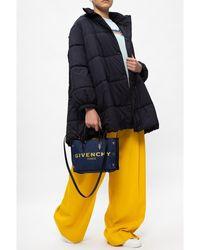 Givenchy - Chaqueta acolchada Negro - Lyst
