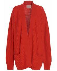 Laneus Sweater - Rood