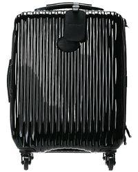 Longchamp Suitcase - Zwart