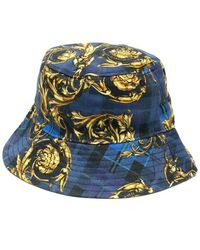 Versace Jeans Couture Bucket HAT - Blau