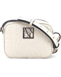 Armani Exchange Bag - Blanc