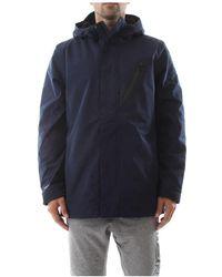 O'neill Sportswear 8p0112 Tracks Jkt Jacket And Jackets Men Blue - Blauw