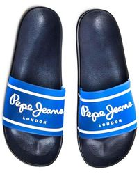 Pepe Jeans Chanclas Azul