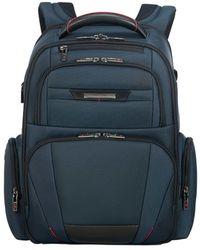 Samsonite Backpack Pro Dlx5 - Blauw