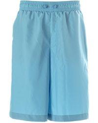 Chiara Ferragni Shorts - Blauw