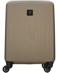 Y Not? Small Carry On - Naturel