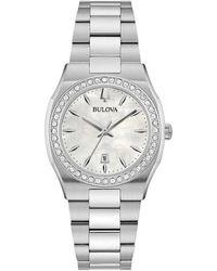 Bulova Surveyor watch - Grau