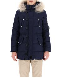 Paul & Shark Winter Jacket - Blauw