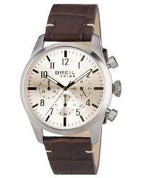 Breil Ew0228 watch - Braun