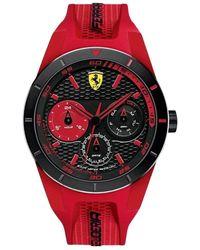 Ferrari Watch Ur - 830258 - Rood