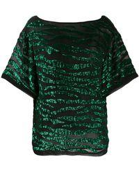 P.A.R.O.S.H. Parosh Shirts - Groen