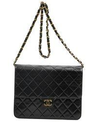 Chanel Pre-owned Bag Single Flap - Schwarz