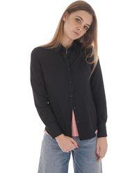 Rrd Shirt Oxford Lady - Blauw