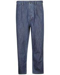 Valentino Trousers - Blauw