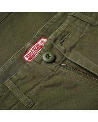 Maharishi Custom Pants Verde
