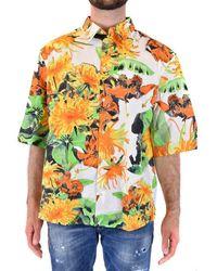MSGM Shirt - Oranje
