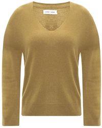 Samsøe & Samsøe Cashmere sweater - Vert