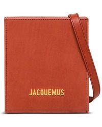 Jacquemus Cross Body Bag - Rood