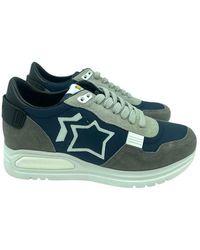 Atlantic Stars Sneakers - Blau