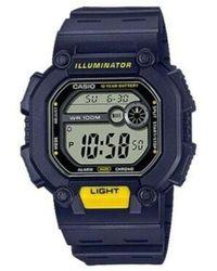 G-Shock Watch W-737h-2a - Blauw