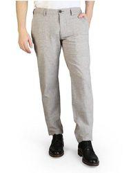 Yes-Zee Trousers - P682_un00 - Bruin
