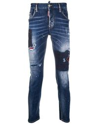 DSquared² Jeans - Blauw
