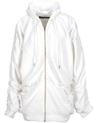 Veja Sweatshirts Sweat23Mf26W - Bianco