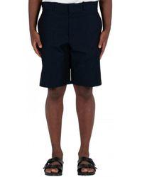 Mauro Grifoni Shorts - Azul