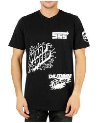 SSS World Corp T-shirt - Noir