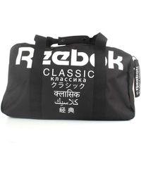 Reebok Sport Bag - Zwart