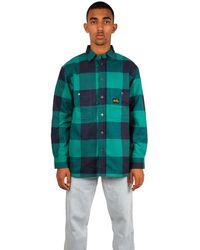 Stan Ray Flannel shirt - Vert