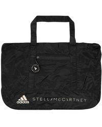 adidas By Stella McCartney Holdall bag with logo - Noir