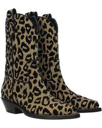 Dolce & Gabbana Boots - Marrone