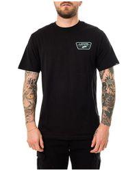 Vans - T-shirt De Volledige Patch Back Vn0a3h5kylo - Lyst