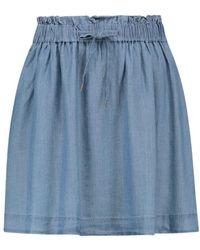Denham Coast Skirt TZT - Blu