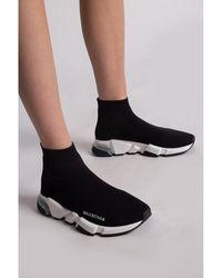 Balenciaga - Speed LT Clear sneakers Negro - Lyst