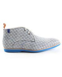 Floris Van Bommel Shoes 10014/13 - Zwart