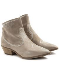 Keb Boots Beige - Neutro