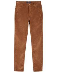 Trussardi Trousers - Marrón
