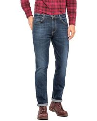 Lee Jeans Slim Jeans - Blauw