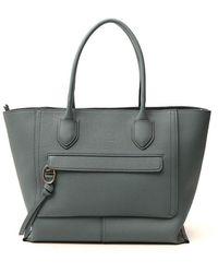 Longchamp Top Handle Bag - Grijs