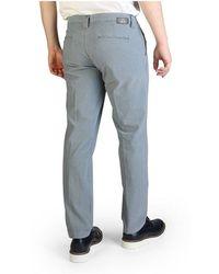 Yes-Zee Trousers - P630_Xy00 Azul