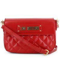 Love Moschino Cross-body Bag Jc4200pp08ka - Rood