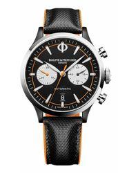 Baume & Mercier Capeland Watch - Schwarz
