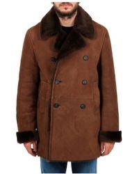 Tagliatore Coat - Bruin