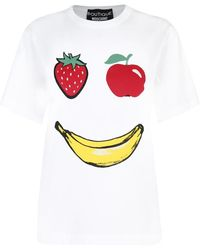 Boutique Moschino T-shirt And Polo - Wit