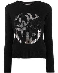 424 Sweater - Schwarz