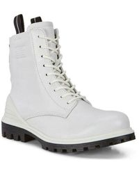 Ecco Ankle Boots - Wit